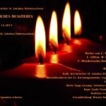 Adventliches Musizieren 2015