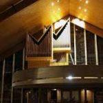 Singen beim Ökumenischen Gottesdienst zum Jahresanfang 2020