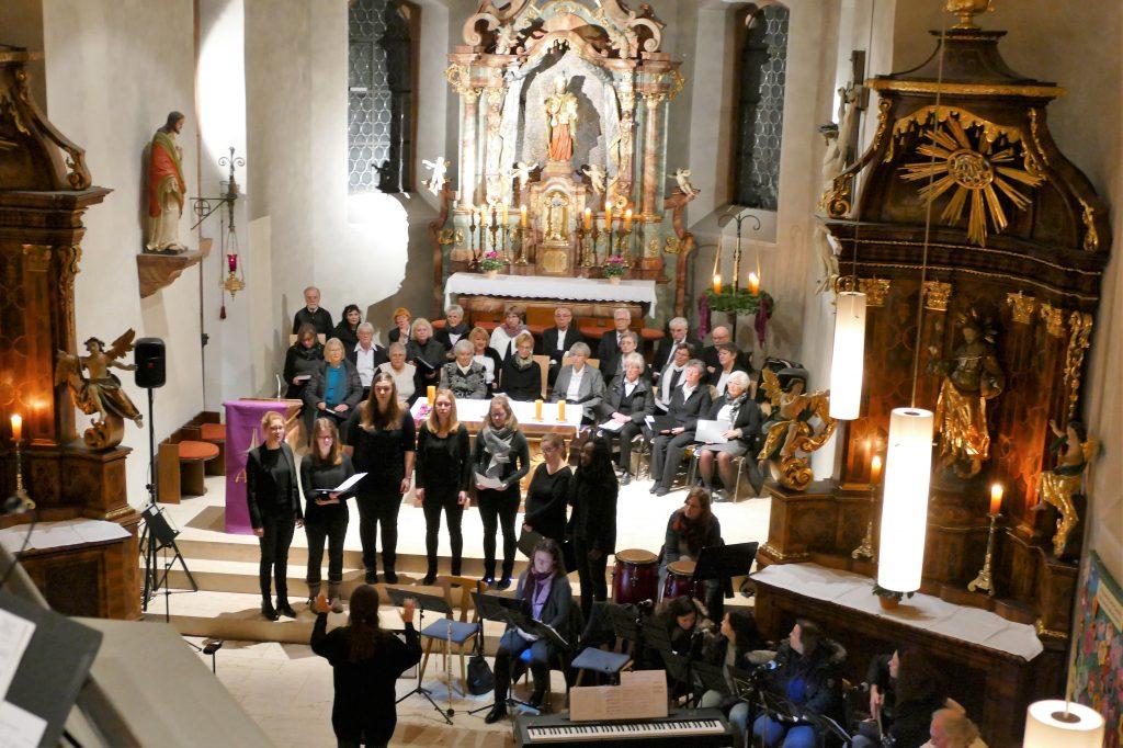 Weinheimer Nachrichten: Konzert ist voller Erfolg